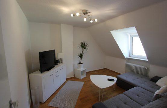 VERMIETET ! Zentraler geht es nicht: Gemütliche & bezugsfertige 2 – Zimmer Wohnung mit guter Ausstattung